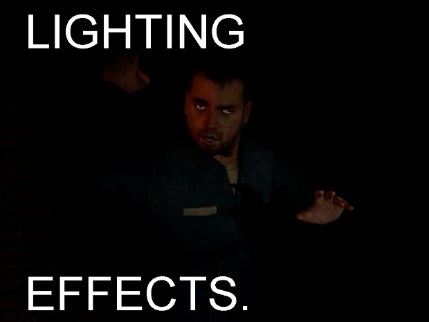 Basic lighting effects in Gmod