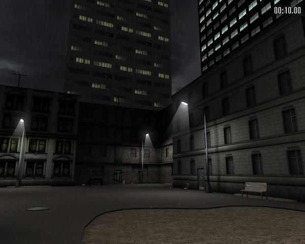Backstreets level update