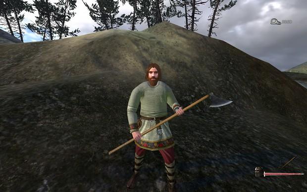 мод викинги на Mount And Blade Warband скачать - фото 8