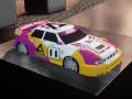 So we've got basic settings for AMW car!! It rides!!