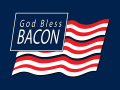 The Bacon gods.