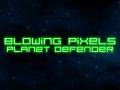 Blowing Pixels Planet Defender available on the App Store