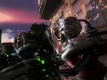 The new maps in Alien Arena - a breakdown.