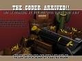 The coder arrived!