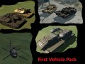 First Vehicle pack download