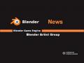 Modelando uma escada helicoidal com o Blender