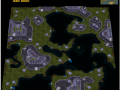 The Red Alert Classic Map Previews