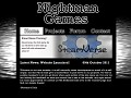 The Nightman Games website is now live!