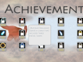 Save & Resume, Parchments, and Achievements