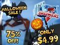 Icebreakers Halloween Sale!