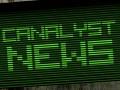 Canalyst November News