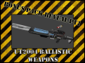 Sergeant Kelly's Ballistic Weapons Bonus Pack (Version 9) - Weapons! Part 1