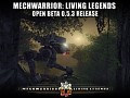 MechWarrior: Living Legends 0.5.3 Released