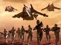 New Republic Ground Armies/ Naval Fleets