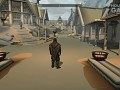 Make Skyrim look like Team Fortress 2