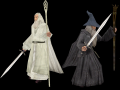Gandalf's Journey