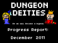 Progress Report: December 2011