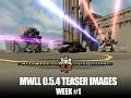 MechWarrior: Living Legends 0.5.4 Teaser Images