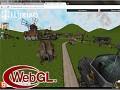 HTML5 WebGL Experiments: 3d Town