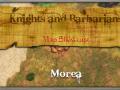 Map showcase: Morea