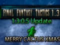 Final Fantasy Tactics 1.3 - Merry Xmas Cactuars!