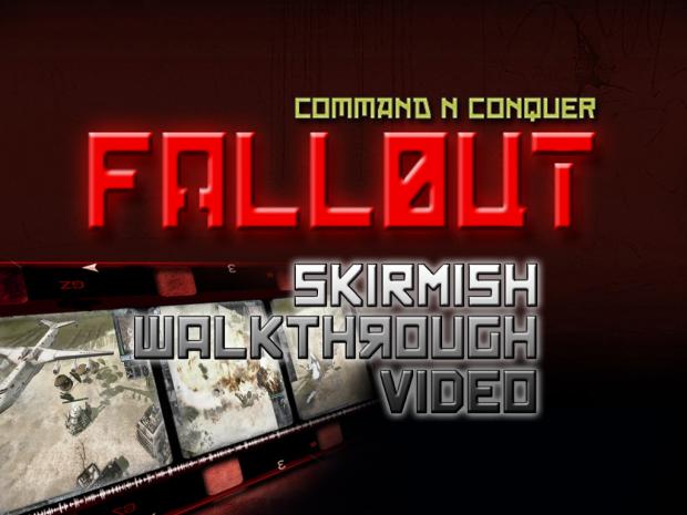 NATO Skirmish Walkthrough Video