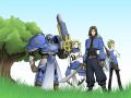 Velisia: Swords and Magic against.... Robots?!