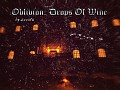 Oblivion: Drops Of Wine is officially released!