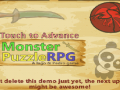 Monster Puzzle RPG for Android too!