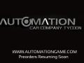 Video - New Engine Designer Developments