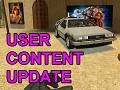 User Content Update