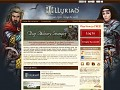 Refreshed Illyriad Website