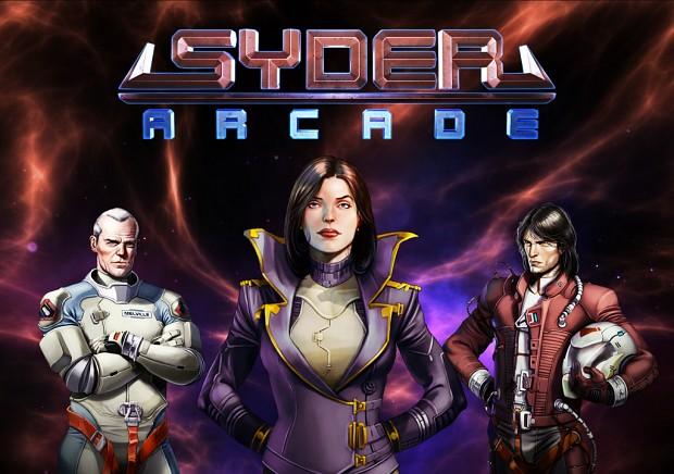 Introducing Syder Arcade