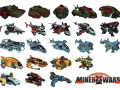 Special Faction Prefabs & 22 Unique Spaceships