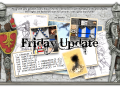 Friday Update - Chapter House units