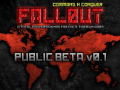 CNC Fallout Public Beta v0.1 Released