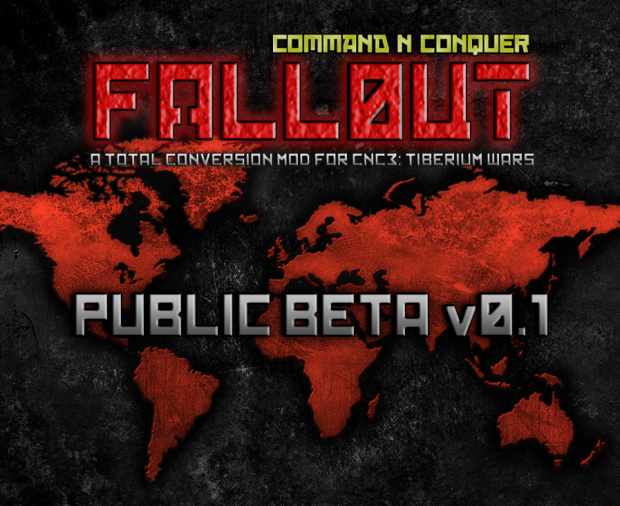 CNC Fallout Public Beta v0.1 Released
