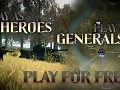 Heroes & Generals will be Free2Play