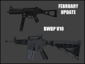Sergeant Kelly's Pack - February Update