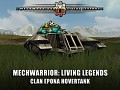 MechWarrior: Living Legends Media Release – Clan Epona Hovertank