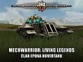 MechWarrior: Living Legends Media Release – Clan Epona Hovertank