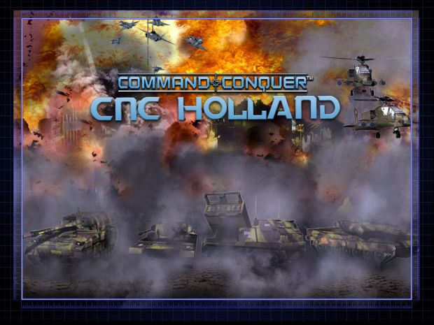 CnC Holland Beta 1.6 Setup