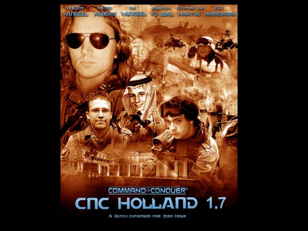 CnC Holland Beta 1.7 Patch