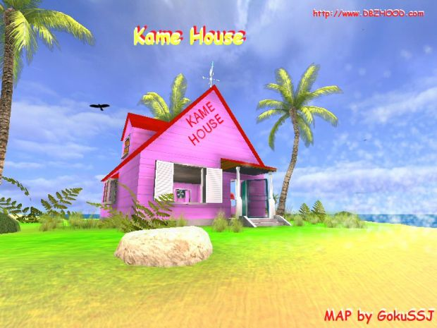 Kame House Level (WIP)