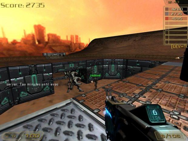 Doom 3 Mod Last Man Standing Coop 1.0 Official Multiplatform