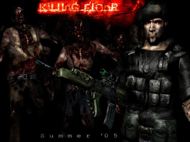Killing Floor Full Release Trailer
