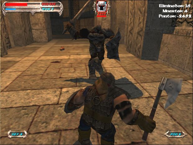 Gladiator 1.03 with Addons 0.3a