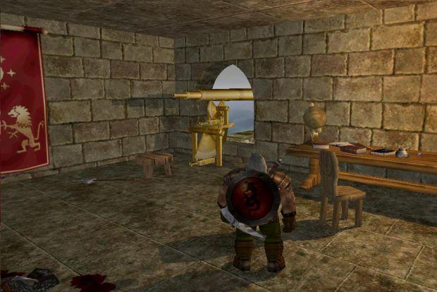 DwarfQuest I: The Runnic Hammer