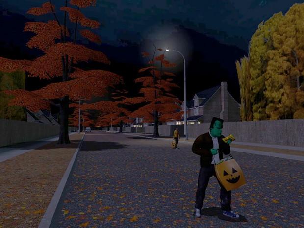 Pumpkin Night Redux
