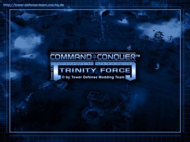 Tower Defense - Trinity Force (demo v2.0)